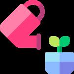 plante arrosage icon