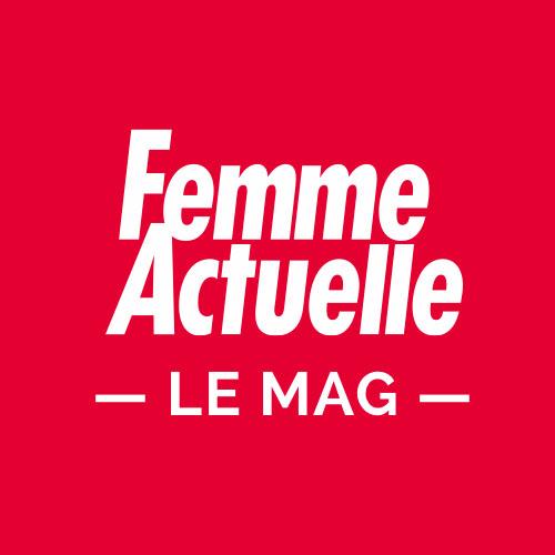 logo femme actuelle couleur